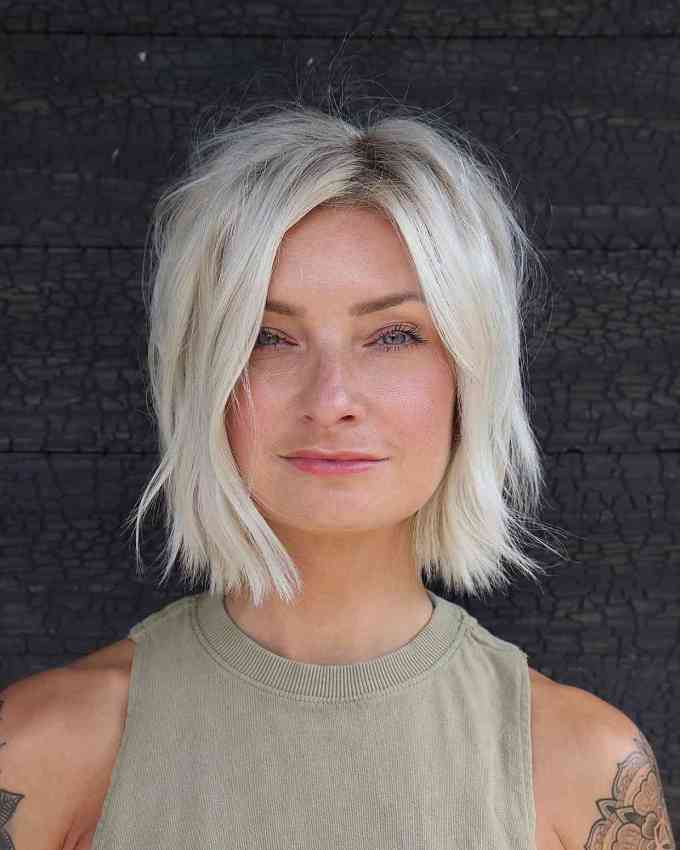 42 sexiest short hairstyles for women over 40 in 2019