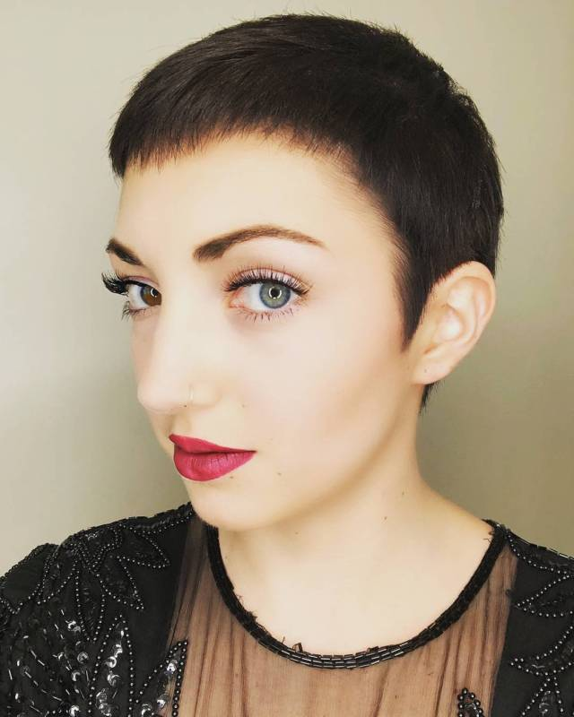 30 very short haircuts you have to see in 2019