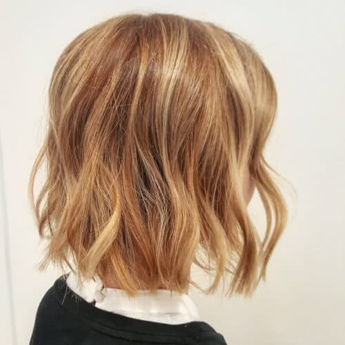 Medium Length Layered Bob Haircuts