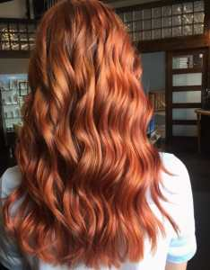 Copper color melt hairstyle instagram hairbykamif also hair shades for every skin tone in rh latest hairstyles