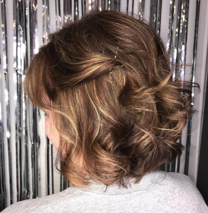 Image Result For Short Bride Hairstyles