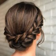 super easy updos beginners