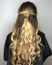 prom hairstyles long hair