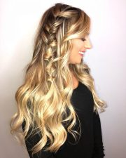 easy diy date night hairstyles