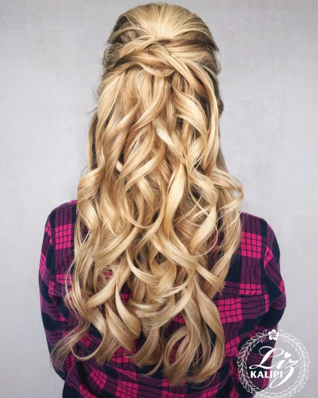 30 Prom  Hairstyles  for Long  Hair  That Are Gorgeous in 2019