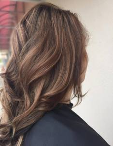 Warm walnut brown light burn hair color also colors that are blowing up in rh latest hairstyles