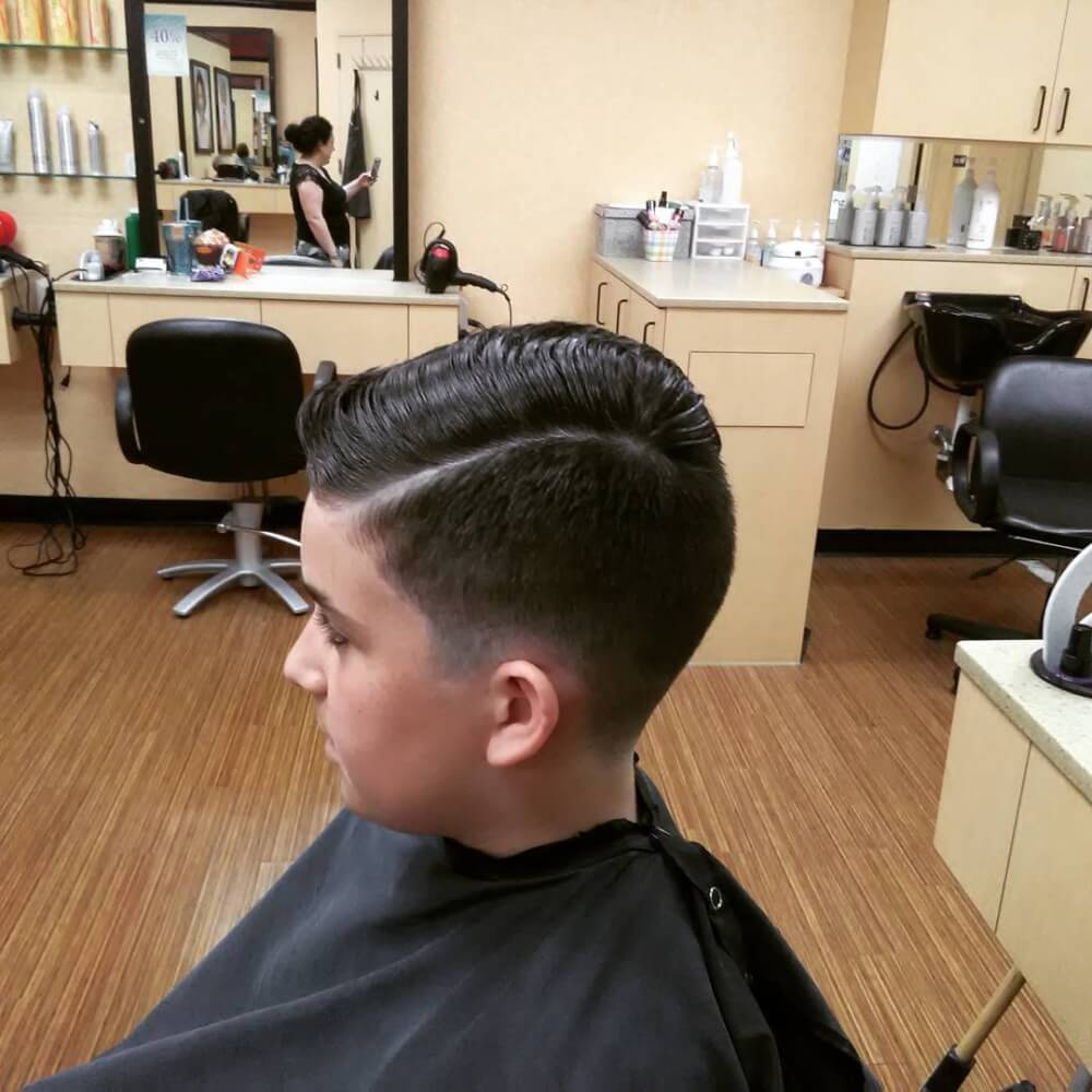 28 coolest boys haircuts