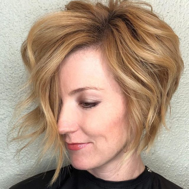 top 28 haircuts for heart shaped faces of 2019