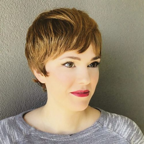 Image Result For Short Haircuts And Color