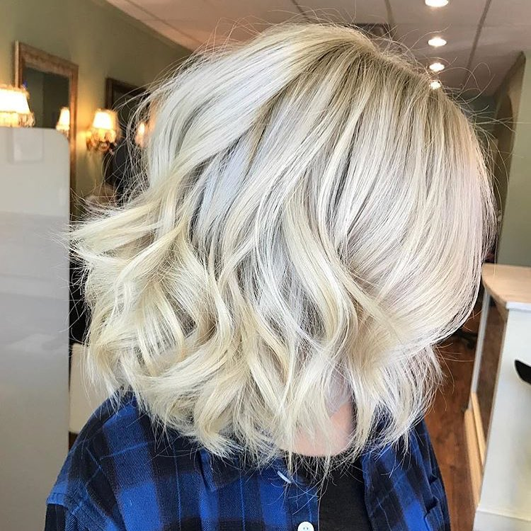 28 Blonde Hair With Lowlights So Hot Youll Want to Tryem