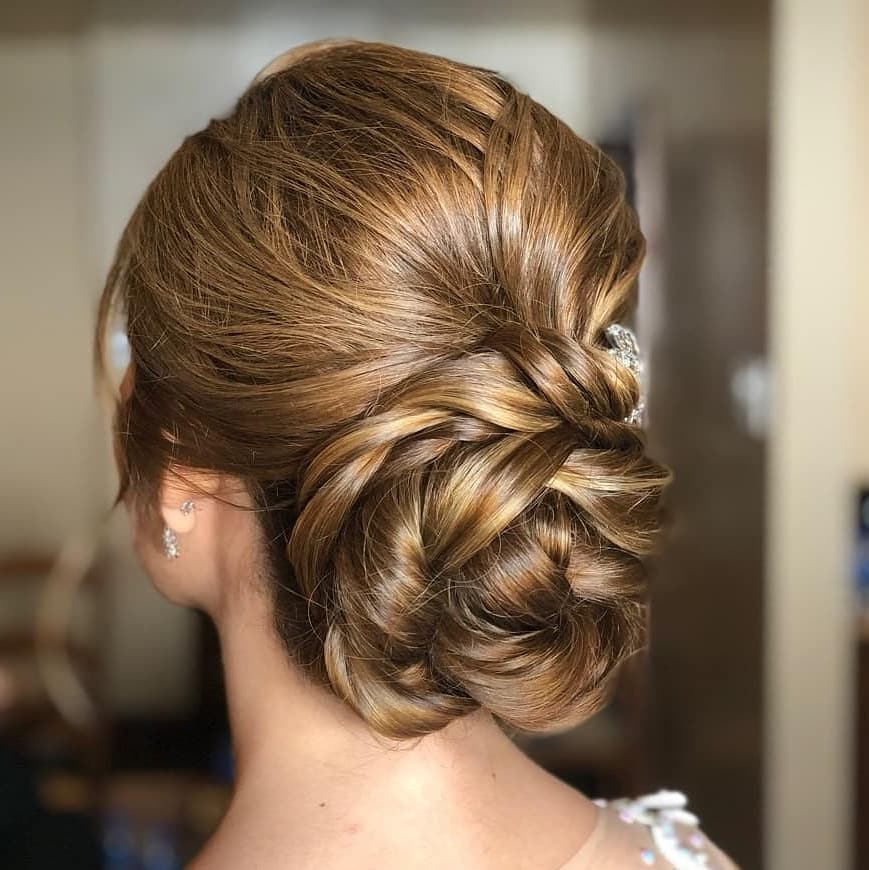 28 Cute Amp Easy Updos For Long Hair 2019 Trends