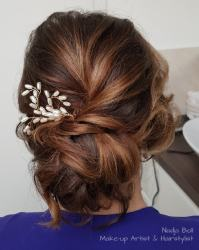 Updo Hairstyles For Long Hair With Fringe - HairStyles