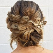 gorgeous wedding updos brides