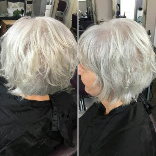 34 Youthful Hairstyles For Women Over 50 In 2019