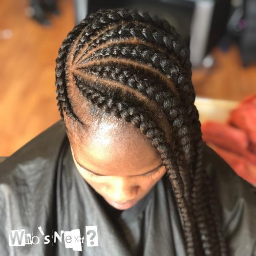 26 Coolest Cornrows To Try In 2019