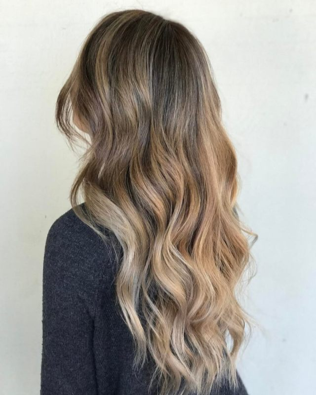 36 light brown hair colors that are blowing up in 2019
