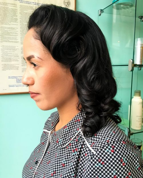 vintage pin curls diagram wiring 3 lights 2 switches 31 hairstyles that are totally hot right now soft