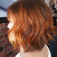 Copper Red Hair Color Chart