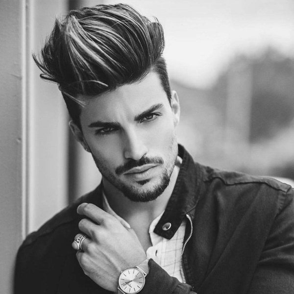 Undercut Quiff Hairstyle Images New Hairstyles Update