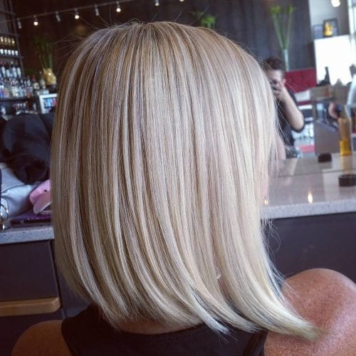 33 Hottest A Line Bob Haircuts Youll Want To Try In 2019