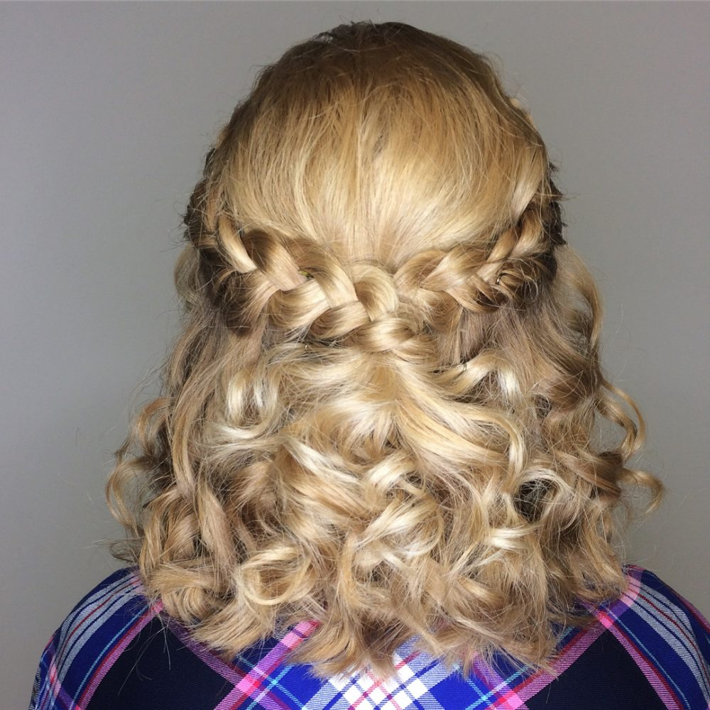 Prom Hairstyles for Short Hair  Pictures and How Tos