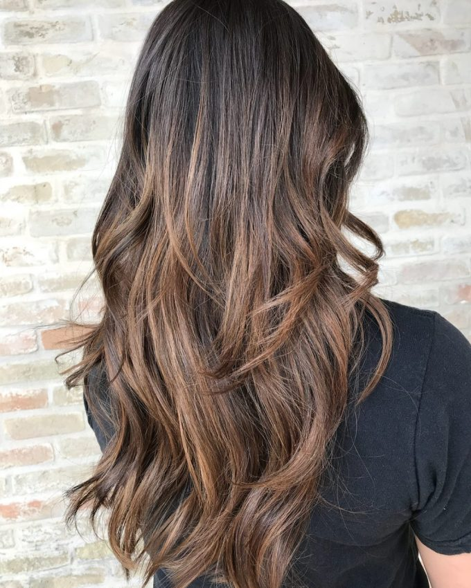 55 perfect hairstyles for thick hair (popular for 2018)