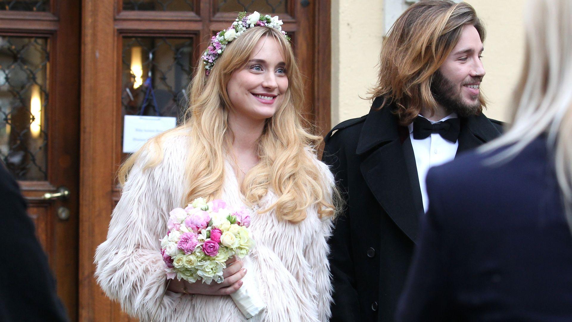 JaWort Gil Ofarim hat seine Verena geheiratet