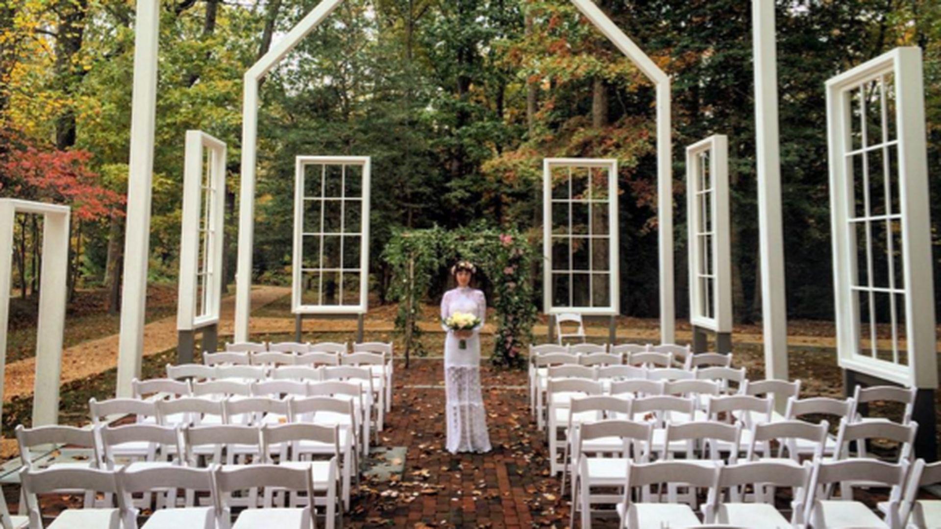 Cheap Church Wedding Decorations