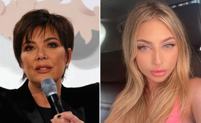 Kanye Jeffree Rumored to be Suing Kris Jenner Tiktokerin Ava Promiflash De