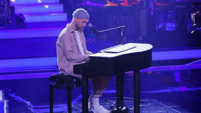 """Alessandro Pola at the """"The Voice of Germany""""-Sing-Offs"""