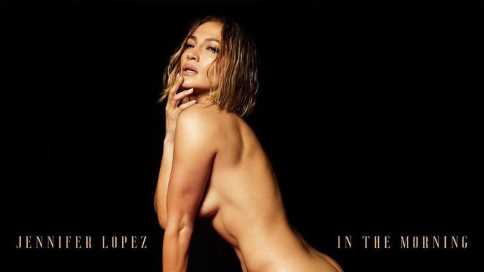 """Jennifer Lopez's Single Cover of """"In The Morning"""""""