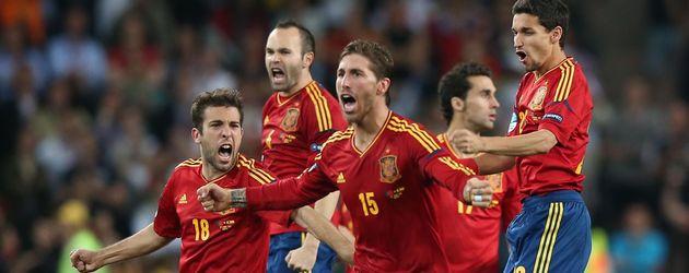 EMHeld Andrs Iniesta hat geheiratet  Promiflashde