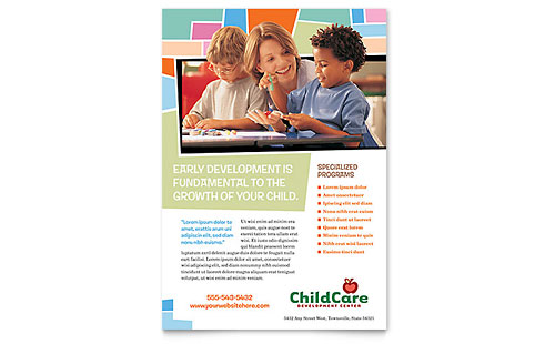 Education & Training Flyers Templates & Designs