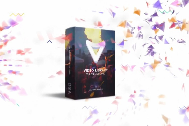 Mega Pack | Graphics Library - Premiere Pro Template - Free