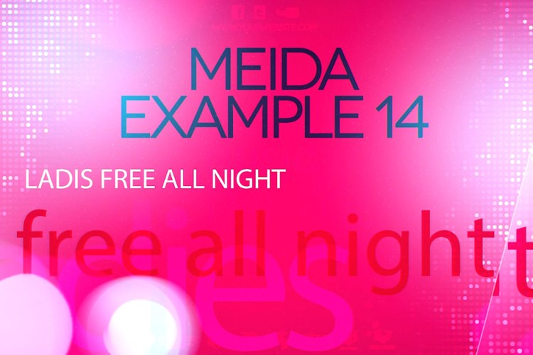Free Download Music Party Promo (After Effects Template)