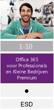 office 365 voor professionals en kleine bedrijven
