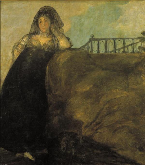 Francisco Goya Black Paintings