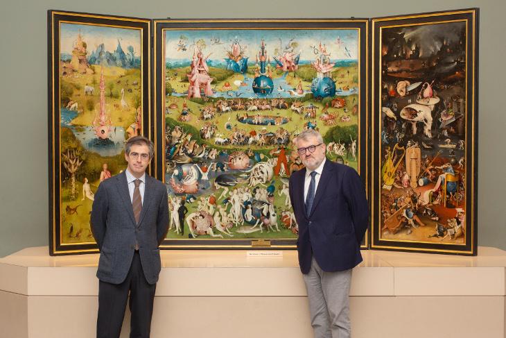 Le Musée du Prado, en collaboration avec Telefónica, consacre son deuxième cours en ligne à Bosco