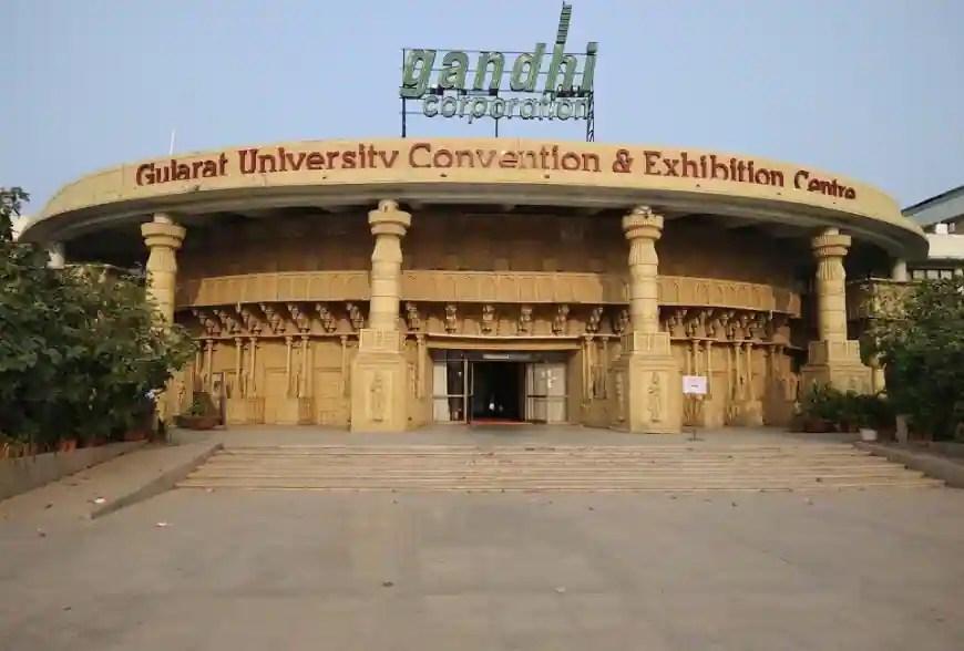 Gujarat University Convention And Exhibition Centre Gucec