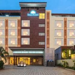 Days Hotel Padur Hotels In Chennai Justdial