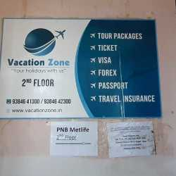 Vacation Zone Anna Nagar Travel Agents In Chennai Justdial