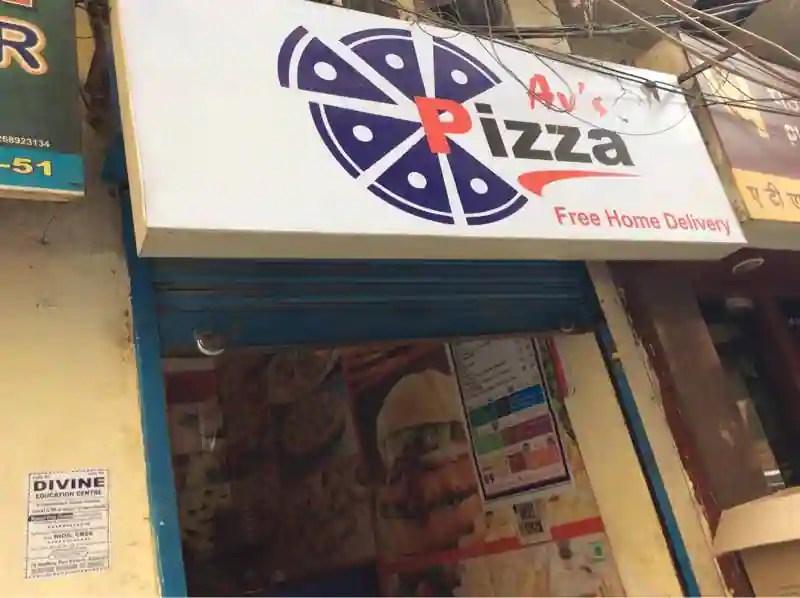 av pizza radhey puri