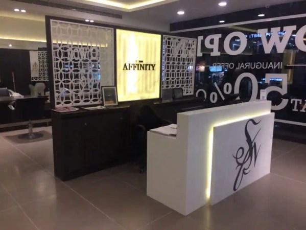 Affinity Salon, Paschim Vihar - Beauty Parlours in Delhi - Justdial