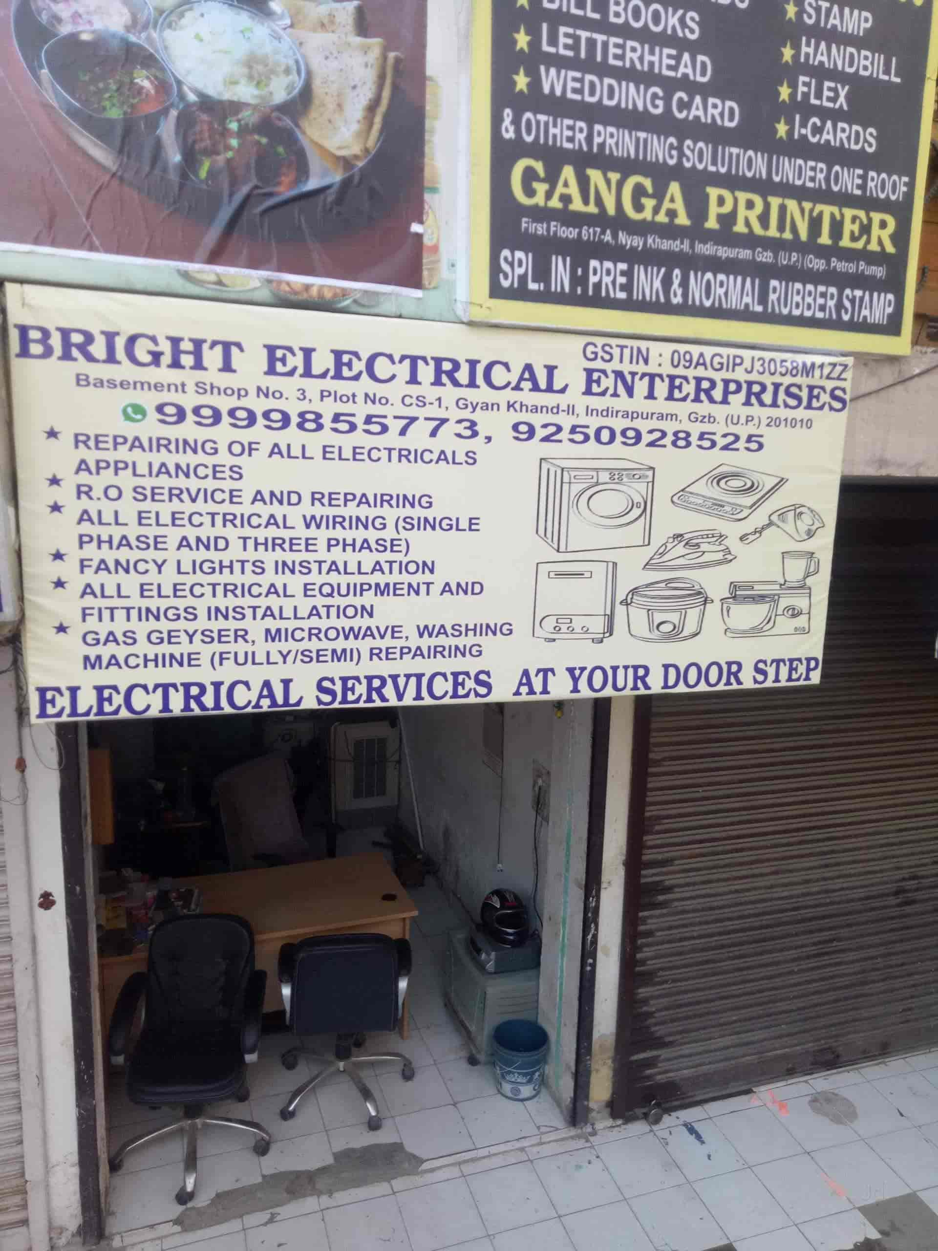 hight resolution of bright electrical nyay khand 2 indirapuram electrical contractors in ghaziabad delhi justdial