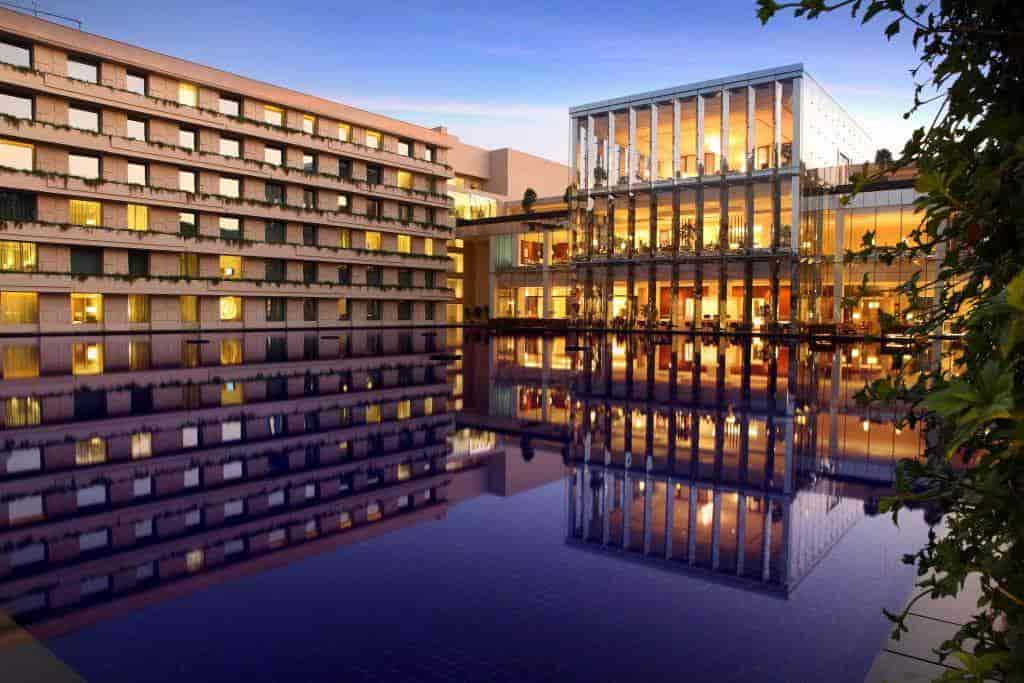 The Oberoi Hotel Udyog Vihar Industrial Area Phase 5
