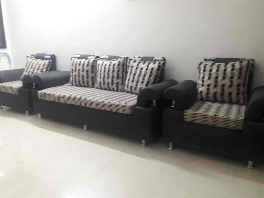 old sofa set in pune grey slipcover sectional second hand brokeasshome