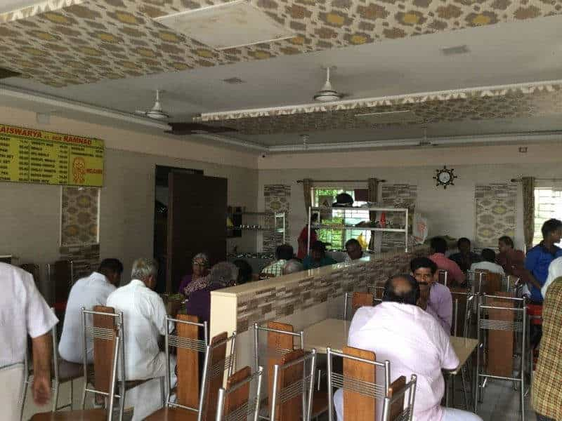 Aiswarya Restaurant