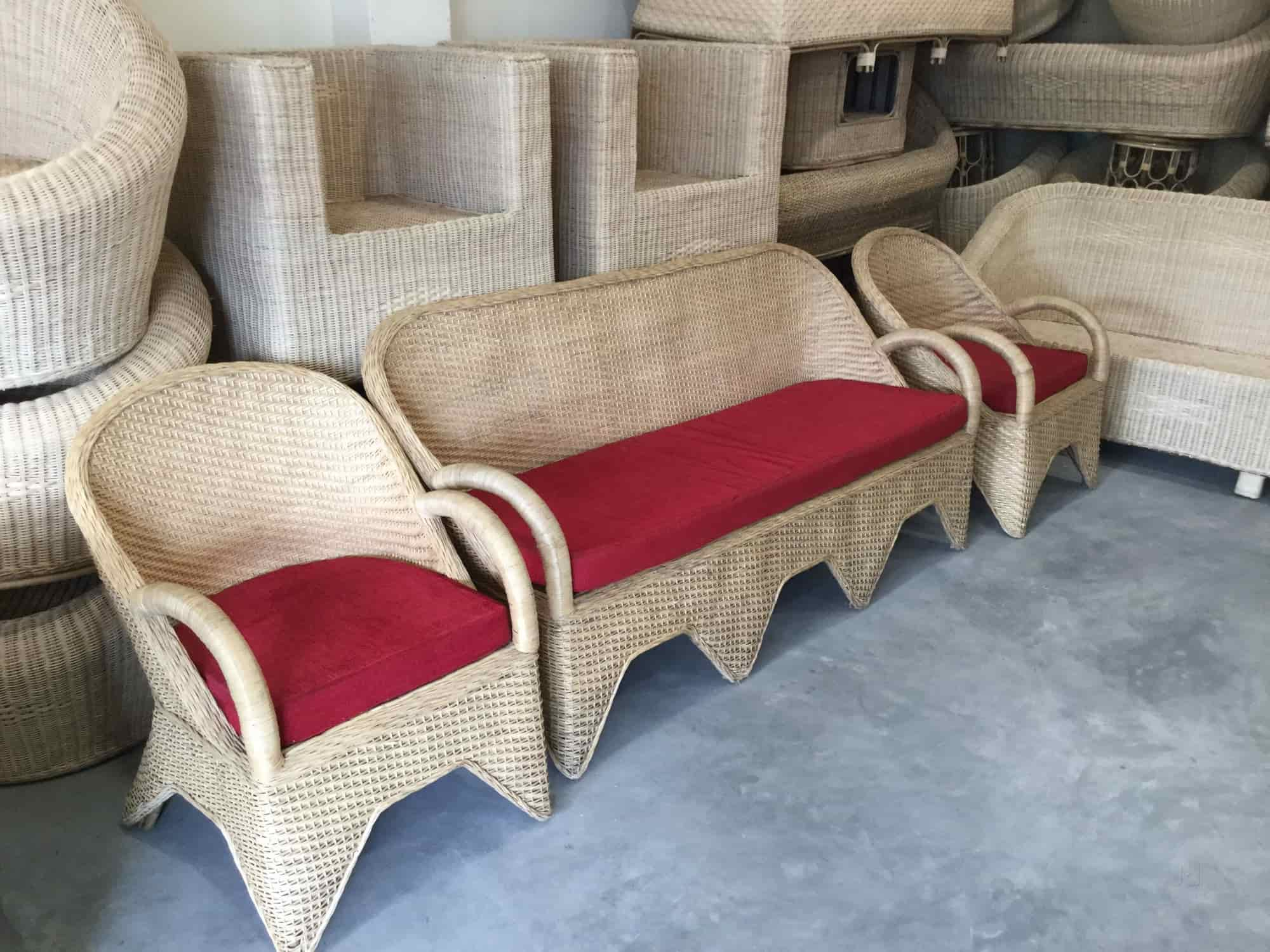 cane sofa cost in hyderabad beautiful sofas for sale second hand set baci living room
