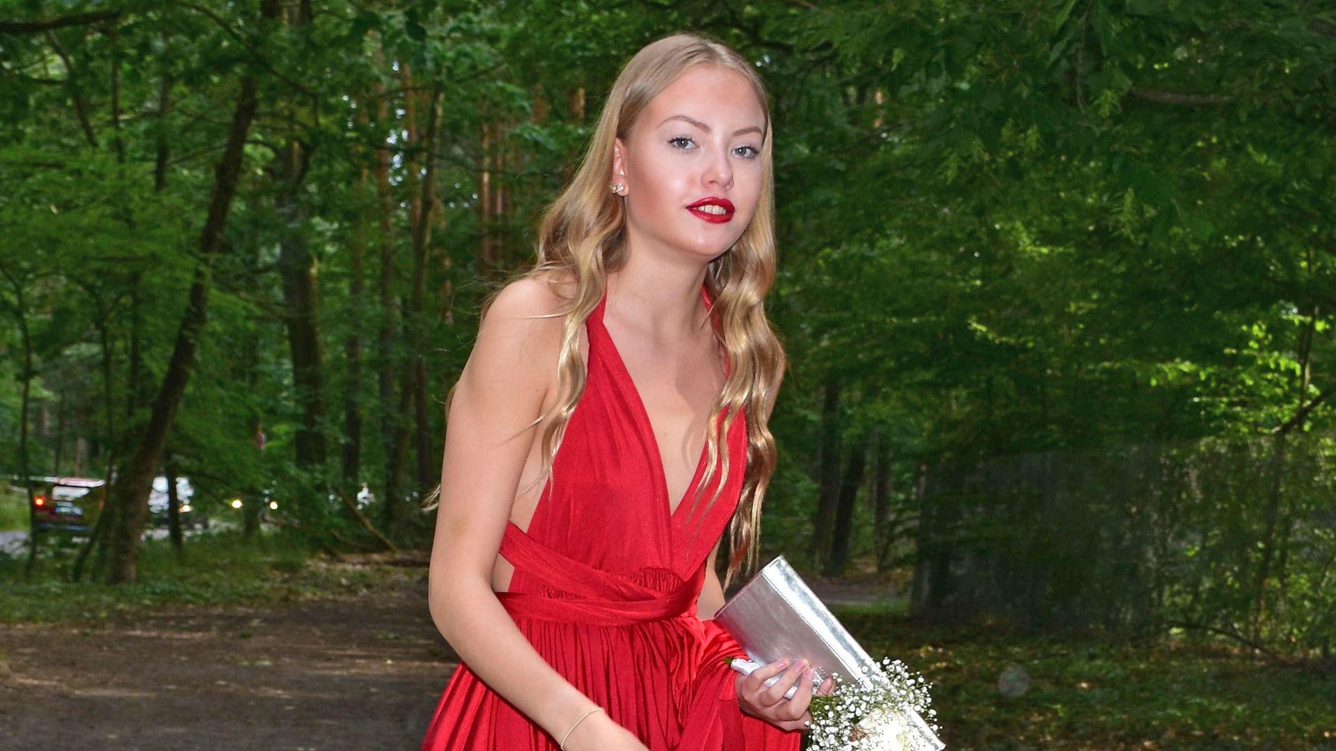 Cheyenne Ochsenknecht ModelDebt bei Berlin Fashion Week