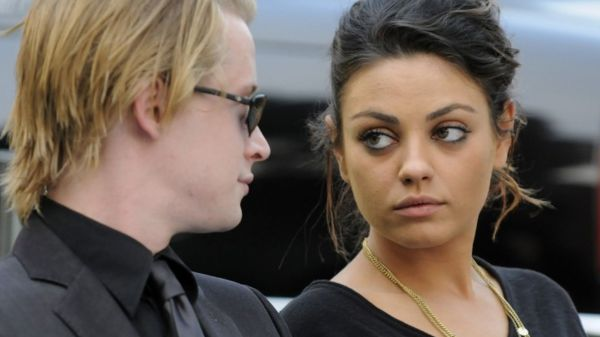 Mila Kunis & Macaulay Liebes-aus Tigt Promiflash.de